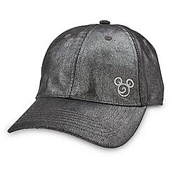 Mickey Mouse Metallic Baseball Cap for Adults