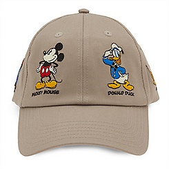 Mickey Mouse and Friends Baseball Cap for Adults