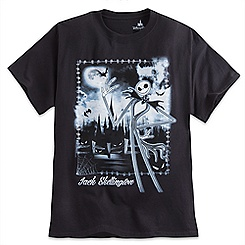 Jack Skellington Tee for Adults