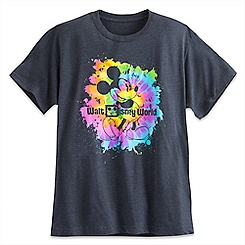 Mickey Mouse Tie-Dye Tee for Adults - Walt Disney World