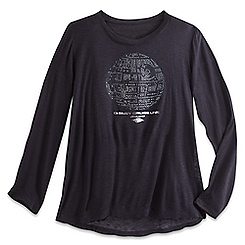 Star Wars Death Star Top for Women - Disney Cruise Line