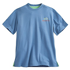Disney Cruise Line Tropical Tee for Men - Blue