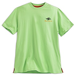 Disney Cruise Line Tropical Tee for Men - Lime