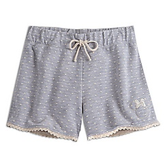 Minnie Mouse Lace and Dot Shorts for Women - Disney Boutique