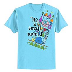 ''it's a small world'' Anniversary Tee for Adults - Limited Release
