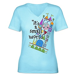 ''it's a small world'' Anniversary Tee for Women - Limited Release
