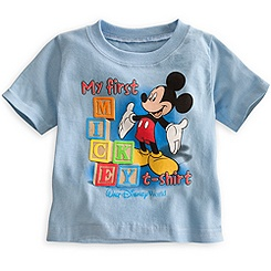 Mickey Mouse Tee for Baby - Walt Disney World