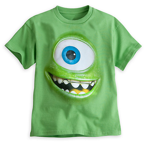 Mike Wazowski Tee For Boys Clothes New Arrivals
