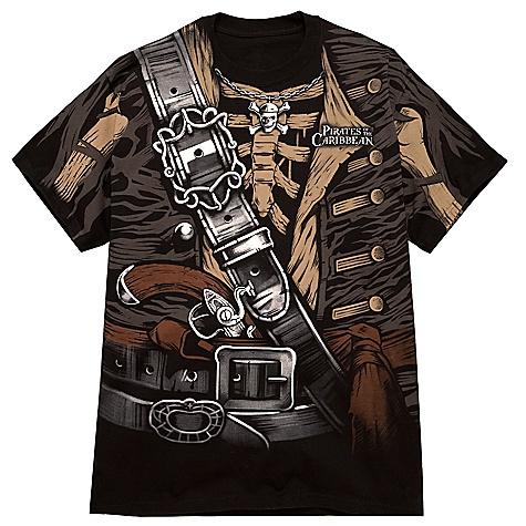 Пиратские футболки своими руками