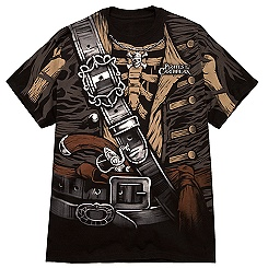 Pirates of the Caribbean Costume Tee for Boys