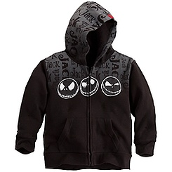 Jack Skellington Hoodie for Kids