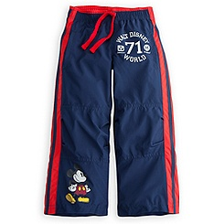 Mickey Mouse Track Pants for Boys - Walt Disney World
