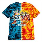 Disneyland Tie Dye Tee for Boys - 2013