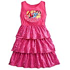 Disney Princess Ruffled Dress for Girls - Walt Disney World
