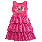 Disney Princess Ruffled Dress for Girls - Disneyland
