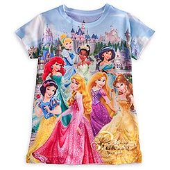 Disney Princess Storybook Tee - Disneyland