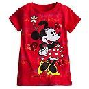 Minnie Mouse Tee for Girls - Walt Disney World