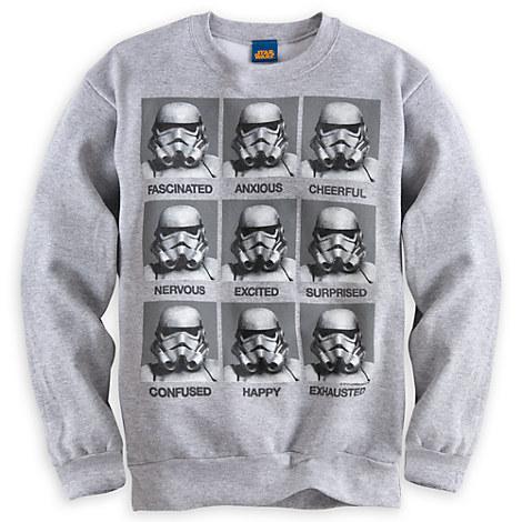 Stormtroopers Sweatshirt for Kids - Star Wars