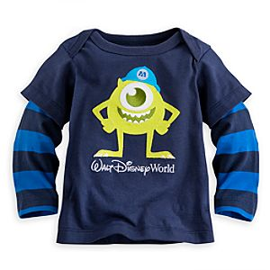 Monsters University Long-Sleeve Tee for Boys - Walt Disney World