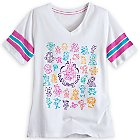 Disney Character V-Neck Tee for Girls - Walt Disney World