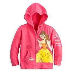 Belle Hoodie for Girls - Walt Disney World