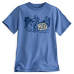 Hipster Mickey Mouse Tee for Boys - Walt Disney World