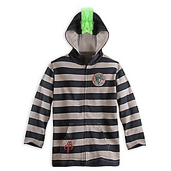 Boba Fett Mohawk Hoodie for Boys - Star Wars