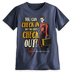 Hollywood Tower Hotel Bellhop Tee for Boys