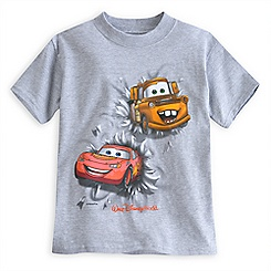 Cars Tee for Kids - Walt Disney World