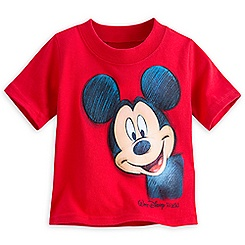 Mickey Mouse Two-Sided Tee for Toddler Boys - Walt Disney World