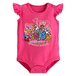 Sorcerer Mickey Mouse Bodysuit for Baby Girls - Walt Disney World 2016