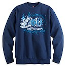 Sorcerer Mickey Mouse Sweatshirt for Adults - Walt Disney World 2016