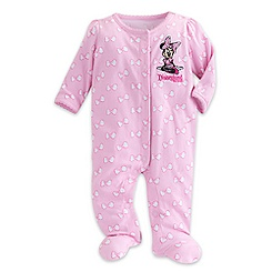 Minnie Mouse Coverall for Baby - Disneyland
