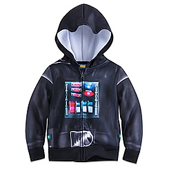 Darth Vader Costume Hoodie for Boys - Star Wars