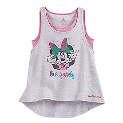 Minnie Mouse Tank Top Set for Girls - Walt Disney World
