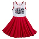 Mickey and Minnie Mouse Dress for Girls