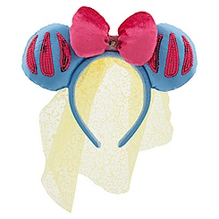 Snow White Ear Headband