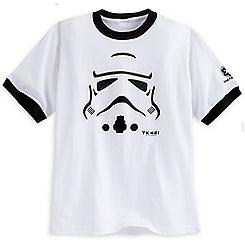 Stormtrooper Ringer Tee for Boys - Star Wars