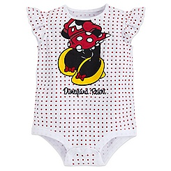 Minnie Mouse Bodysuit for Baby - Disneyland