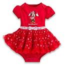 Minnie Mouse Ruffled Bodysuit for Baby  - Walt Disney World