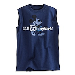 Mickey Mouse Sleeveless Tee for Boys - Walt Disney World