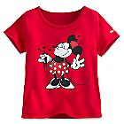 Minnie Mouse Tee for Baby - Walt Disney World