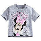 Minnie Mouse Heathered Tee for Baby - Walt Disney World