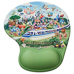 Storybook Walt Disney World Mousepad