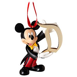 Disneyland Mickey Mouse Figurine Ornament