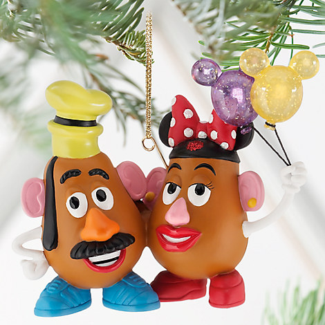 Mr Potatohead Ornament