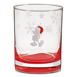 Santa Mickey Mouse Tumbler
