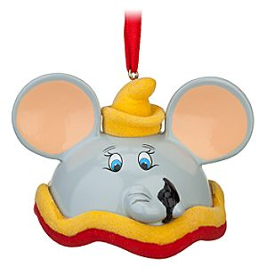 Dumbo Ear Hat Ornament