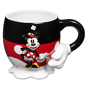 Best of Mickey Minnie Mouse Coffee Mug