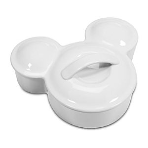 Ceramic Mickey Mouse Casserole Dish